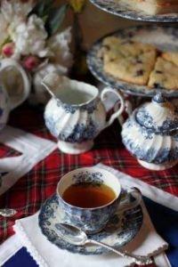 Tartan Tea