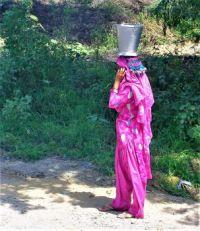 A Bucket Full Of Water