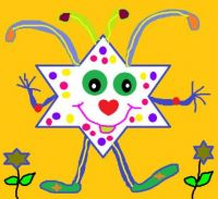Whimsy  Star Doodle