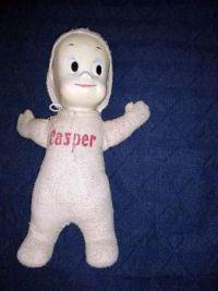 Talking Casper doll