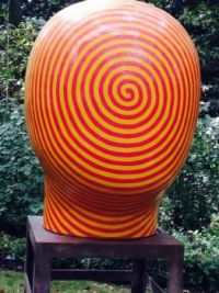 At the Dixon in Memphis: Jun Kaneko