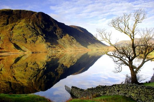 Cumbrian Reflection