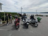 Ride with friends