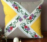 Turkish handmade pillow