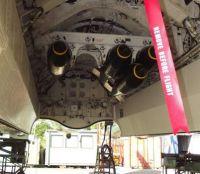 Vulcan XM655 bomb bay.
