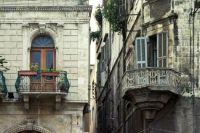 anciennes maisons à Tripoli - Liban