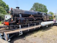 45231 black 5 the sherwood forester