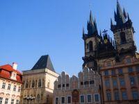 Praha - Staroměstské nám.