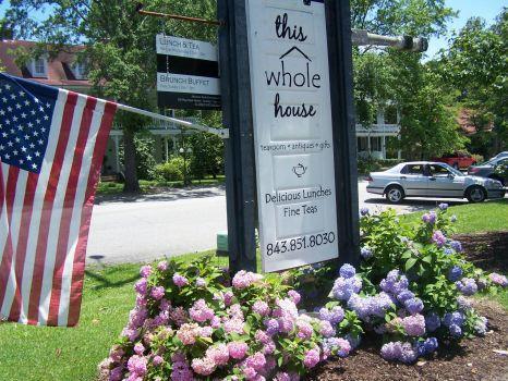Quaint Little Restaurant Summerville, SC