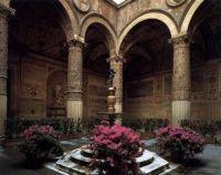 Palazzo Medici Riccardi: Courtyard, Florence  5822