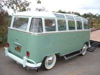 1963 VW 23 window van right rear