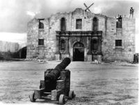 John Wayne's 1960 Alamo Movie Set in Brackettville, TX