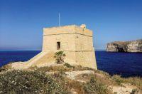 Xlendi Tower, Gozo