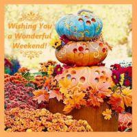 Weekend Greeting