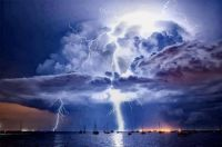 Furious power of Nature