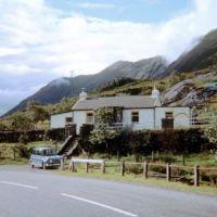 Allt na Reigh Cottage, Glencoe, Scotland in 1974.