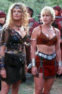 Gabby and Ephiny-Xena