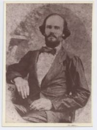 My Great Great Grandfather, James Clark, born in 1828