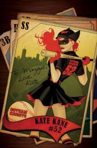 DC Bombshells Batwoman
