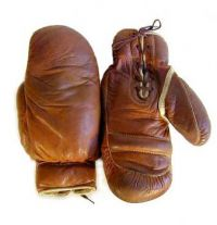 Boxing day gloves