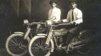 William Harley & Arthur Davidson- 1914
