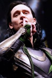 Long-haired lads 3: Loki, of course