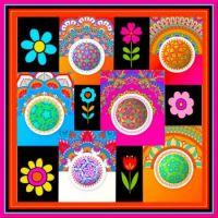Mandalas & kaleidos