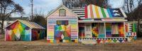 Rainbow Embassy - An Art Installation