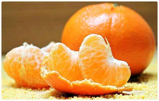 Peeling an Orange - Memories