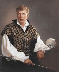 Shakespearian theater actor in Cedar City Utah.