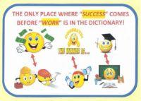 Success vs Work (Small)