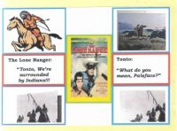The Lone Ranger & Tonto (Medium)