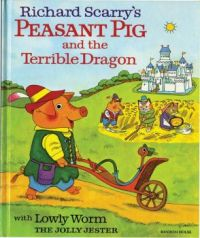 Peasant Pig by Richard Scarry