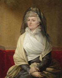 Josef Abel Bildnis einer Dame 1800