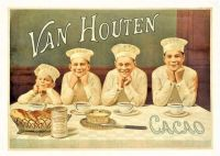 Themes Vintage ads - Cacao van Houten