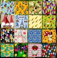 Garden Gnome Invasion Collage Challenge