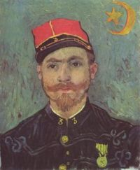 Portrait of Paul-Eugène Milliet - 1888