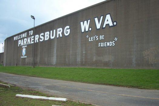 Parkersburg, WV Flood Wall