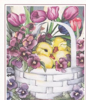 EARLY HAPPY EASTER TO ALL