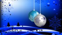 abstract-blue-christmas-art