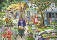 In the Garden, Ray Cresswell