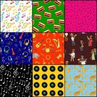 Music patterns 3
