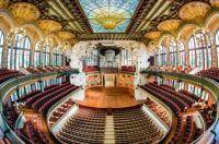 Palau de La Música Catalana - Concert Hall