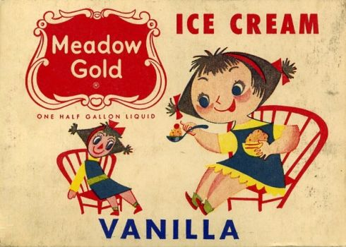 vintage meadow gold