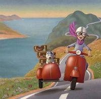 Travel with my dog - Nina De San