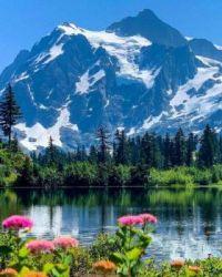 Mount Shuksan, Canada