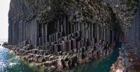 Fingal's Cave, Staffa, Scotland