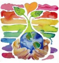 Happy Earth Life!