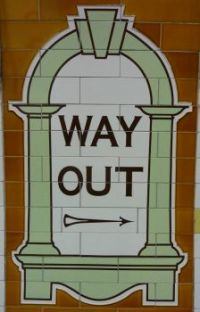 WAY OUT