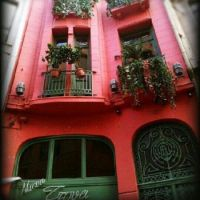 Red architecture